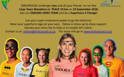 Raising funds and Generating Awareness for Endurocad's Development Program