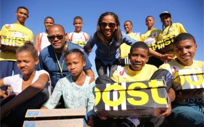 SA CAN RUN Shoe Project